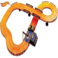 Pista Hot Wheels Track Set 380Cm Multikids Br082 Bivolt