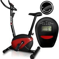 Bicicleta Ergométrica Black-Max Magnética / Max100Kg / Controle De Tensão - Unissex