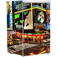 Adesivo Sunset Adesivos De Frigobar Envelopamento Times Square