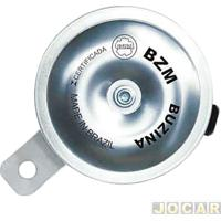 Buzina - Bzm - Linha Ford - 12V - Cada (Unidade) - B71