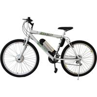 Bicicleta Tecbike Elétrica Bateria De Litio Teccity Aro 26 18 Marchas