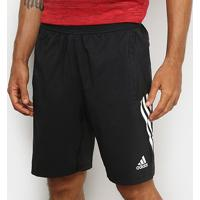 Shorts Adidas True 3S Wv Sho Masculino - Masculino-Preto