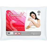 Travesseiro 95% Pena 5% Pluma De Ganso-50X70