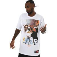 Camiseta Prison Notorious Big Juicy Branca.