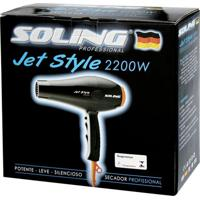 Secador Soling Professional Jet Style 2200 W 127V