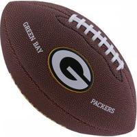 Bola De Futebol Americano Wilson Nfl Team Green Bay Packers - Unissex