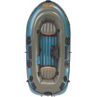 Barco Inflável Fish Hunter Até 320 Kg 4 Pessoas Azul Sevylor
