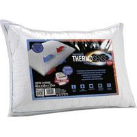 Travesseiro Thermosense Médio- Branco- 3,5X68X48Cm