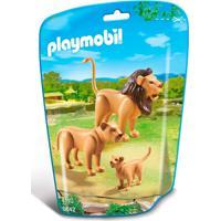 Mini Figuras Playmobil - Animais Zoo - Série 1 - 6642 - Sunny - Unissex-Incolor