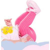 Meia-Calça Baby Lobinha Lupo (02613-001) Cotton