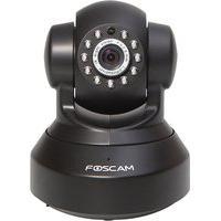 Babá Eletrônica Ip - Fi9816P Preta - Câmera 1.0 Mp, Hd E Tecnologia Plug & Play - Foscam