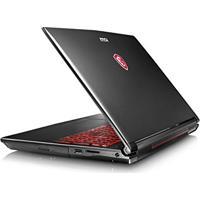"""Notebook Msi Gl62 V2 Intel I7-7700Hq Tela 15.6"""" Ips 1080P Gtx 1050 (2Gb) Ssd 500Gb M.2 Hd 1Tb Ram 16Gb Ddr4 E Windows 10 Home 64Bit"""
