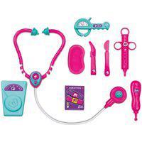 Barbie Kit Médico Médio Doutora - Fun Divirta-Se