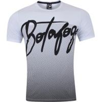 Camiseta Do Botafogo Stock - Masculina - Branco