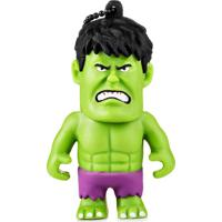 Pen Drive Multilaser Marvel 8Gb Hulk