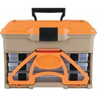 Caixa De Pesca Flambeau T3 Mini Front Loader 6304 Tb - Unissex