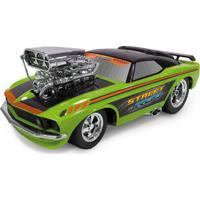 Carrinho De Fricção - Monster Machine - Esportivo Verde - Toyng
