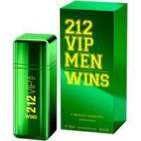212 Vip Wins De Carolina Herrera Masculino Eau De Parfum