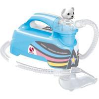 Inalador Nebulizador Ultrassônico Pulmosonic Star Premium - Ursinho Azul - Soniclear