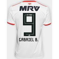 c9c5b89b3e Netshoes  Camisa Flamengo Ii 2018 N° 9 Gabriel B. - Torcedor Adidas  Masculina - Masculino