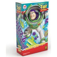 Quebra-Cabeça - Toy Story 3 - 150 Peças - Grow - Disney - Masculino-Incolor