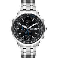Relógio Vivara Masculino Aço - Ds12718C