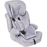 Cadeira Para Auto 9 A 36 Kg AlarmaCinza Mesclado