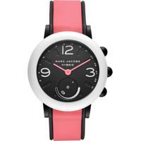 Smartwatch Marc Jacobs Mjt1002 Rosa/Branco