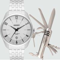 Kit Relógio Masculino Orient Mbss1300 K272