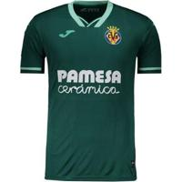 Camisa Joma Villarreal Away 2020 Masculina - Masculino