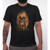 Chewie - Camiseta Clássica Masculina