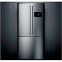 Refrigerador Side Inverse Brastemp De 03 Portas Frost Free Com 540 Litros Painel Eletrônico Inox - Bro81Ar