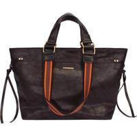 Bolsa Mormaii Shopping Bag Básica Feminina - Feminino-Preto