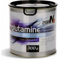 Glutamina Essential Powder - 300G - Pronutrition Pron2 - Unissex