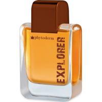 Explorer Phytoderm Perfume Masculino - Deo Colônia 100Ml - Masculino-Incolor