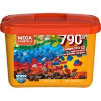 Blocos De Montar - Mega Construx - Wonder Builders - Caixa Core - 790 Peças - Mattel