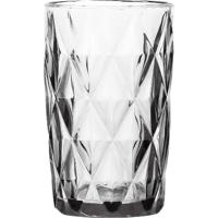 Conjunto 6 Copos Altos Diamond Transparente 330Ml Lyor