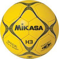 Bola De Handebol H3 Padrão Ihf Mikasa - Unissex