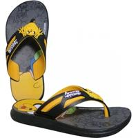 Chinelo Adventure Time Infantil - Masculino