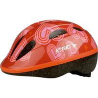 Capacete Para Ciclismo Infantil Coração Atrio - Unissex