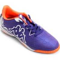 4001af3ac2 Netshoes  Chuteira Futsal Kappa Montova - Unissex