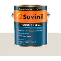 Tinta Látex Toque De Seda Acrílica 3,6 Litros Gelo Suvinil