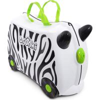 Mala Infantil Trunki - Zebra Zimba Branco - Kanui