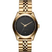 Relógio Mvmt Masculino Aço Dourado - D-Tc01-Bg