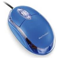 Mouse Multilaser Optico Classic Usb Azul Mo001