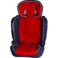 Cadeira Para Automóveis Nano Vermelho - Galzerano