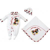 Saída Maternidade Flamengo Unissex