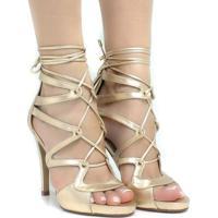 Sandalia Amarração Zariff Shoes 34016