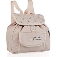 Bolsa Infantil Balé Capézio B 40 - Feminino-Rosa