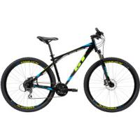 Mountain Bike Gt Timberline Expert - Aro 29 - Freio Promax Hidráulico - Câmbio Shimano - 24 Marchas - Preto